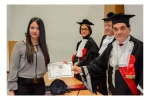 premiazione del premio di laurea Umberto Scapagnini