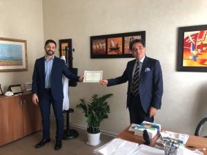 Christian Messina , Prof. Filippo Drago